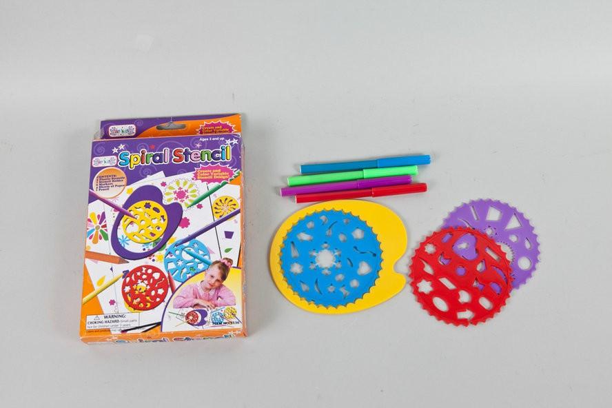 Kids Spirograph Toy YD-PO002