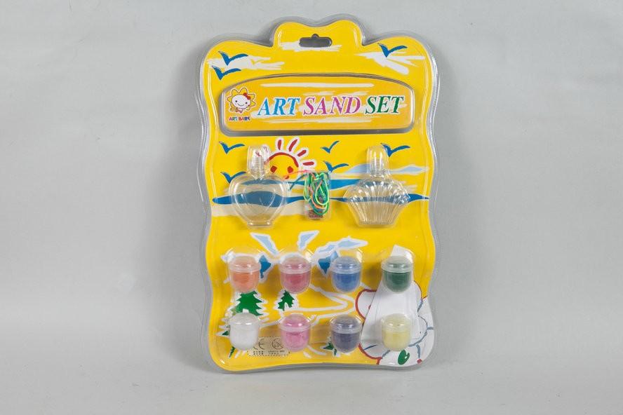Plastic Sand Art Bottles YD-SS003