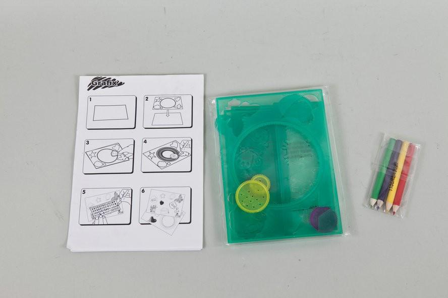 Wholesale Kids Plastic Stencil YD-PO001