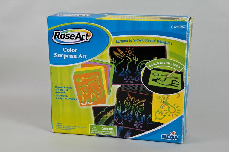 scratch art paper YD-CB001