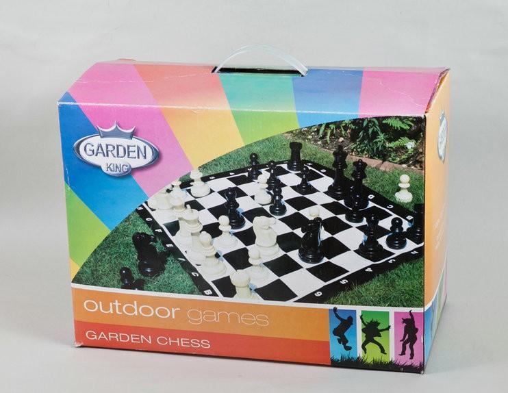Giant Garden Chess YD-GC002