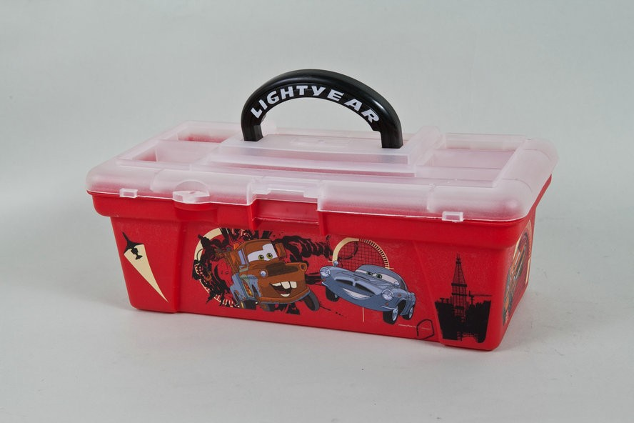 Colorful Plastic Storage Box YD-AD008