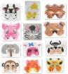 1 Dozen Jungle Animal Foam Mask YD-ET001